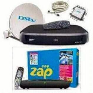 Tecnico DSTV e ZAP