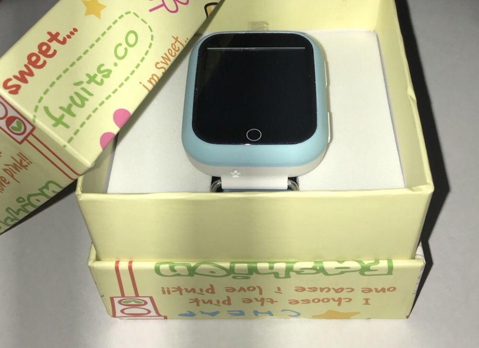 Relógio celular para crianças com gps