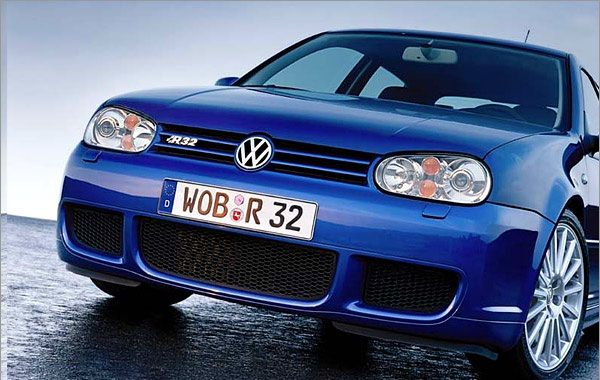 Bara fata Golf 4 R32 Volkswagen Golf 4 (1997-2004)