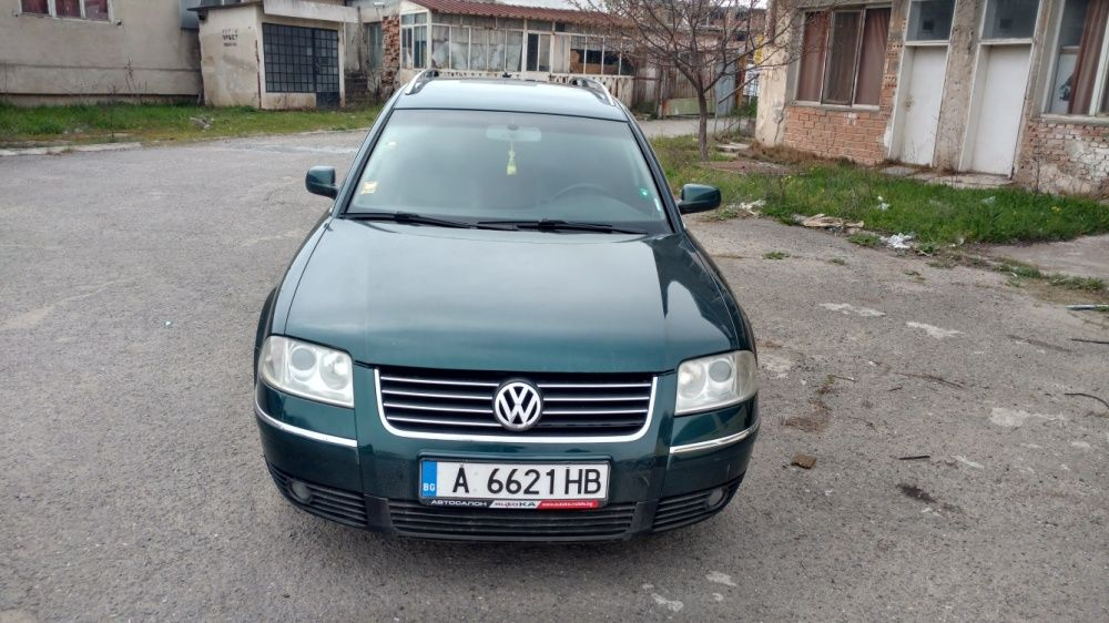 WV passat b5.5 High Line промоция 6800