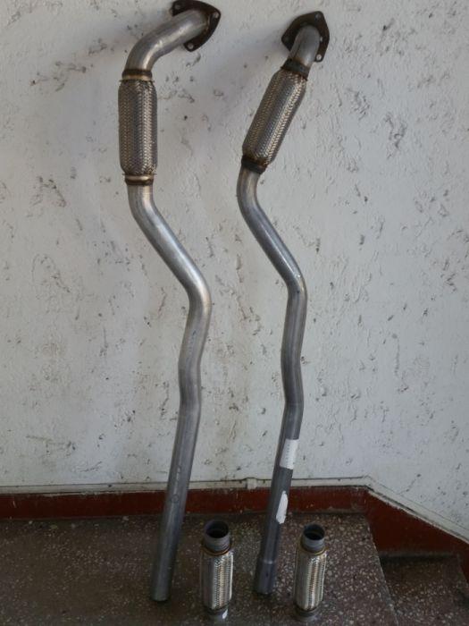 Saxofon esapament Opel Astra G si Zafira 1.6 1.8