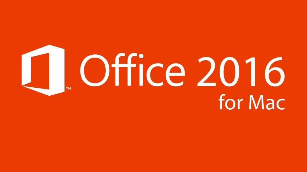 Office 2016 para Mac