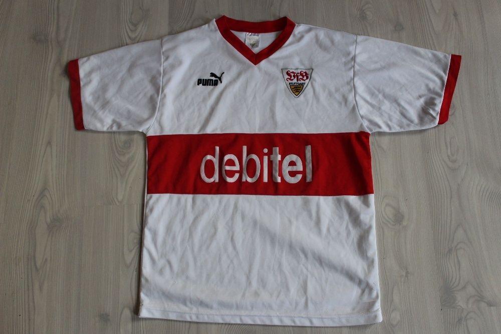 Tricou fotbal VFB STUTTGART, original Germania, PUMA, marime M