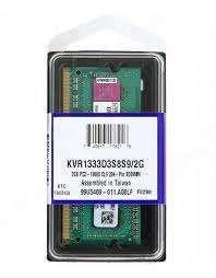 Memoria Ram 2GB PC3 204Pins Para Portatiles