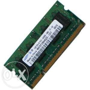 Memorie RAM Laptop 1Gb DDR2 800Mhz - MEMORII BRASOV
