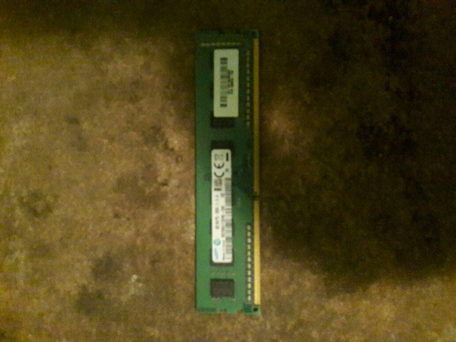 Memória 4gb DDR3 frequência 1600