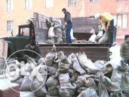 Вывоз мусора в Алматы