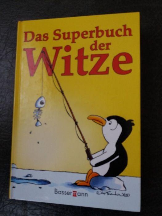 Carte colectie de glume in limba germana