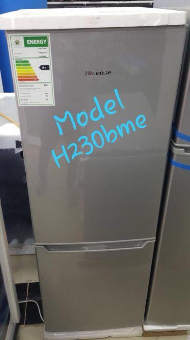 Geleira Hisense metálica 170 L nova na caixa