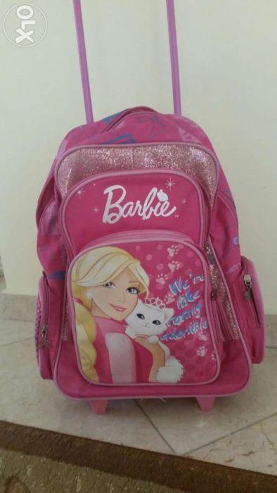 Troller barbie