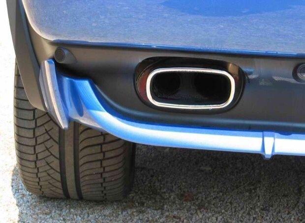 Накрайници БМВ ауспух Х5 Е53 4.6 ис BMW 4.8 is пакет Ремус оригинални