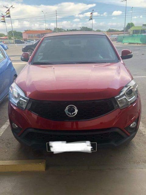 Korando Ssangyong Tio_Vendas Sale Cars