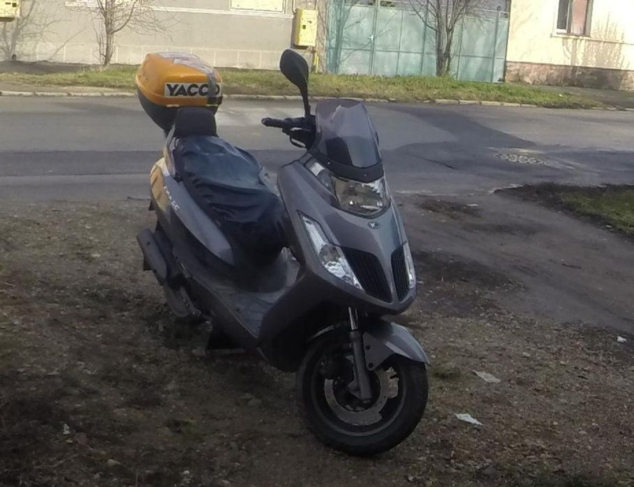 scuter kymco drink 50