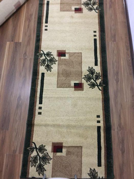 Новый ковёр-дорожку, толстый, (2 шт), длина 2,20 и ширина 1м