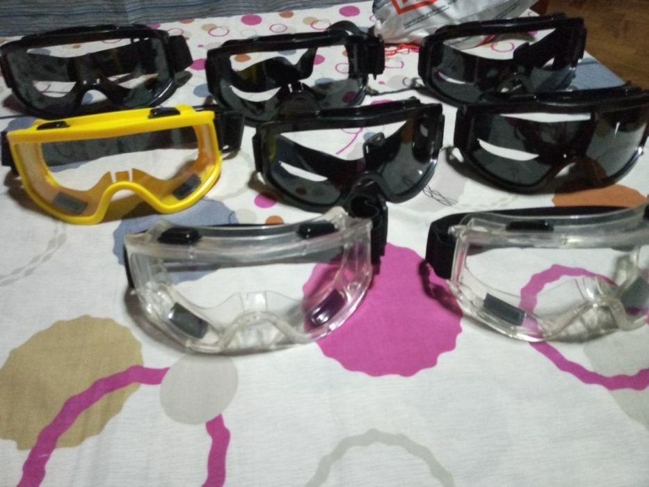 Oculos para capacete