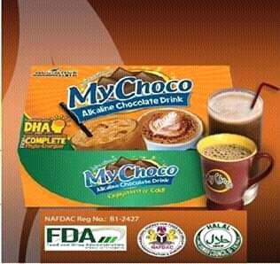 Suplementos Nutricionais da AIM Global: MyChoco ( Meu Choco )