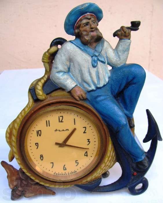 Продам советские часы - Фигура французского матроса