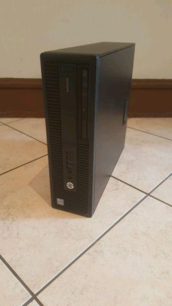 Pc gaming i5 6500, 8 gb ddr4 , hdd 500, gtx 1050ti de 4 gb ddr5 –nou