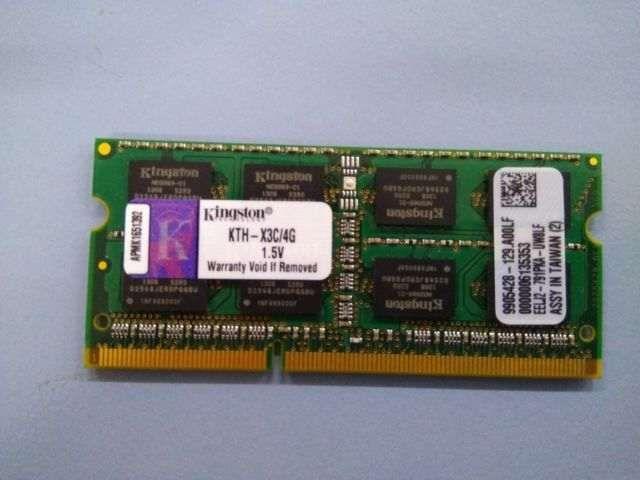 Kingston DDR3 4GB 1600MHz Laptop