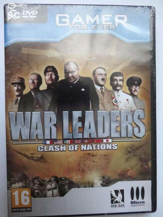 Joc PC - razboi - Men of War, World Leaders.