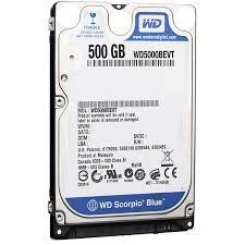 Disco duro 500GB pra computador de mesa
