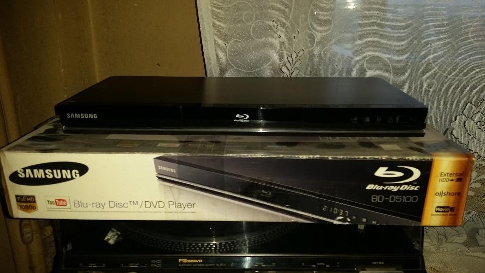 DVD Player Samsung. Blu Ray