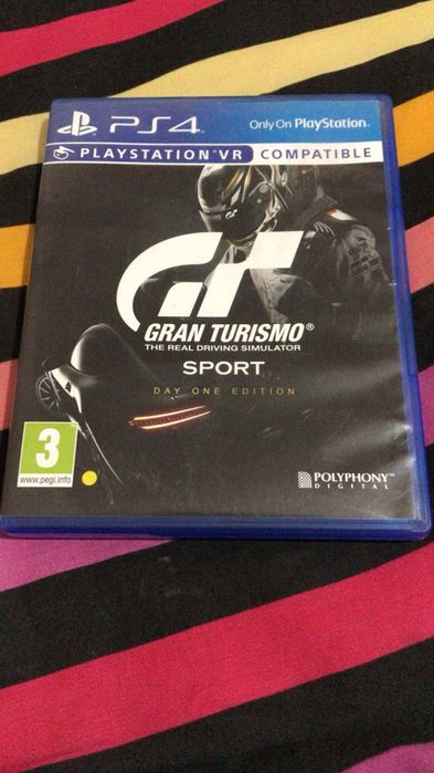 Gran Turismo Sport 4000mt negociável