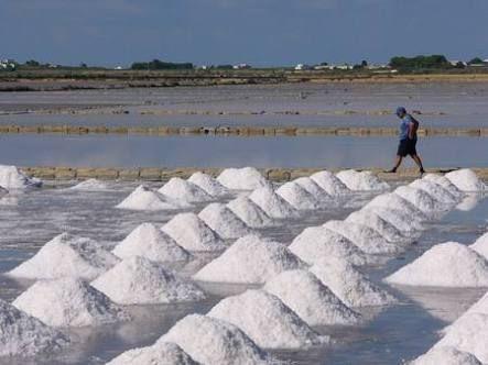Vende se esta indústria de extração de sal, localizada na Matola Rio