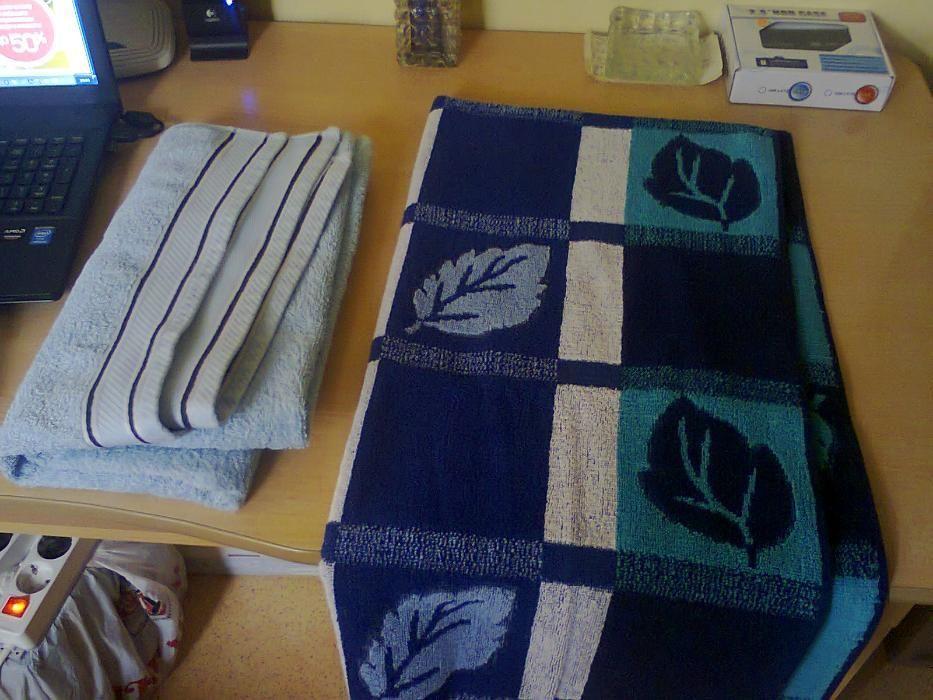Голями хавлиени кърпи