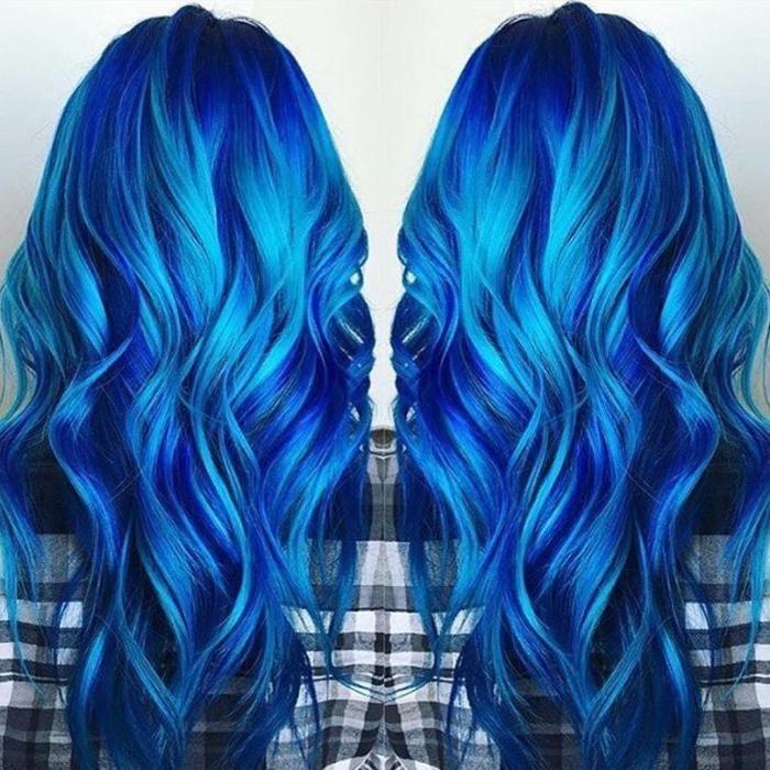 Цветная краска для волос/Manic Panic/La rich Direction/Anthocyanin