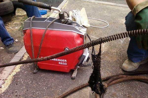 Прочистка канализации, Мойка труб, устранение засоров, мойка отопления