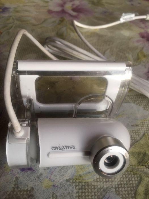 Camera web creative