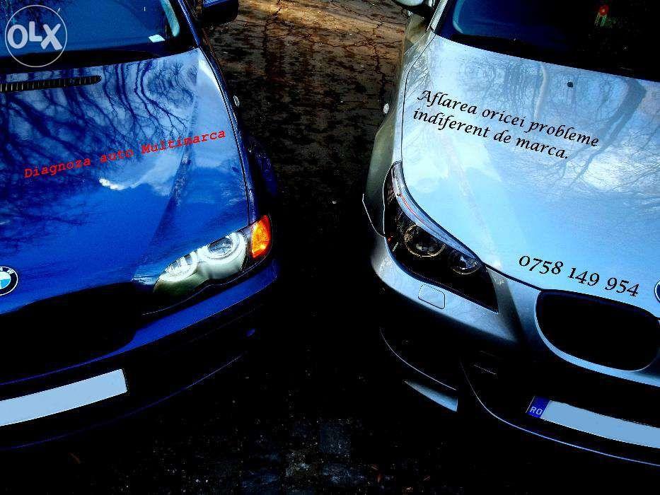 Diagnoza Auto Multimarca. Codari/ Activari BMW AUDI SKODA VW SEAT