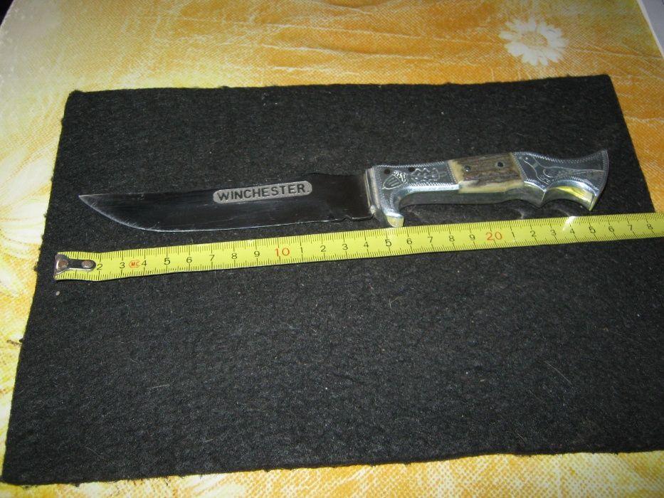 WINCHESTER,CUTIT de VANATOARE,lungime totala=26cm,din care lama=14 cm