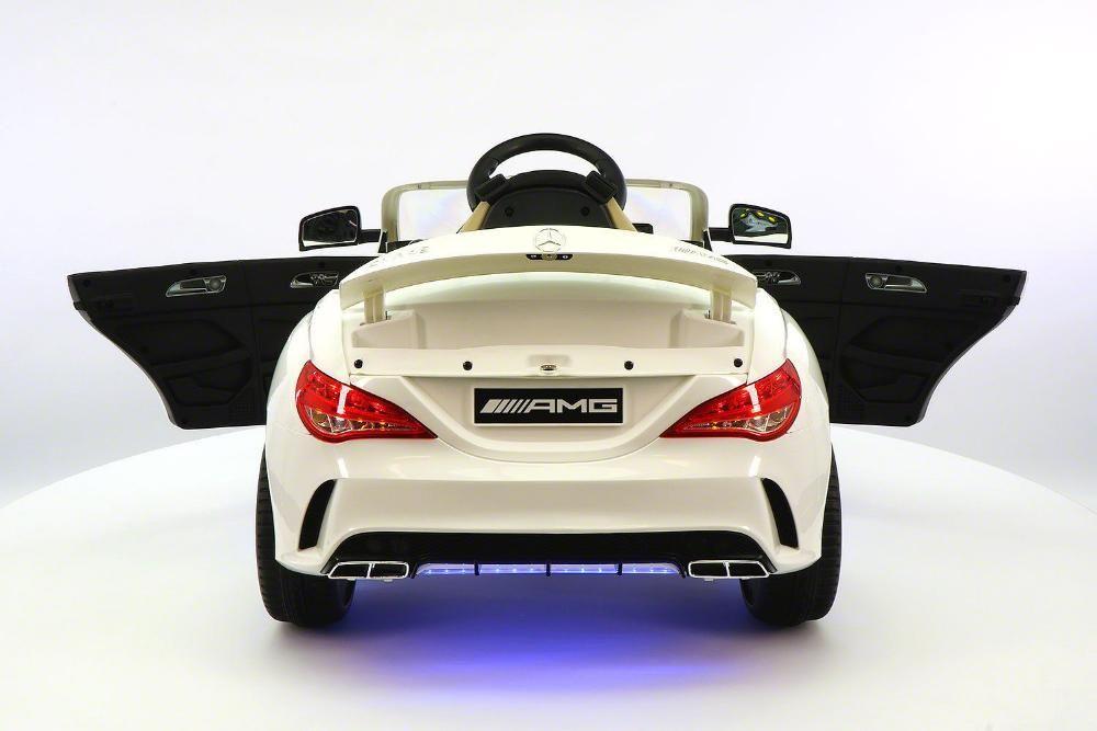 Акумулаторна кола Mercedes Benz CLA45 AMG гр. София - image 4