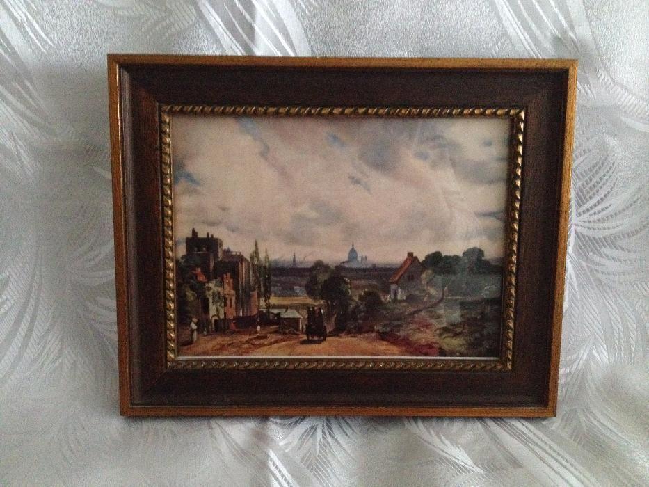 Стари картини от известни майстори - репродукция