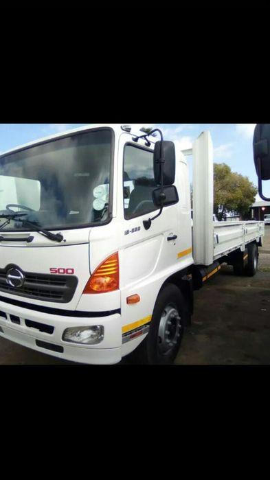 Hino 500 a venda na África do sul, ao preço de 350000 Rands