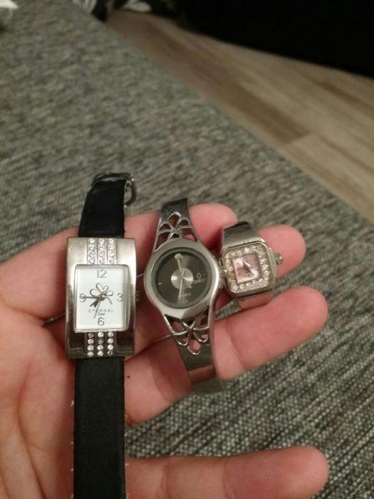 Lot 3 ceasuri de dama functionale
