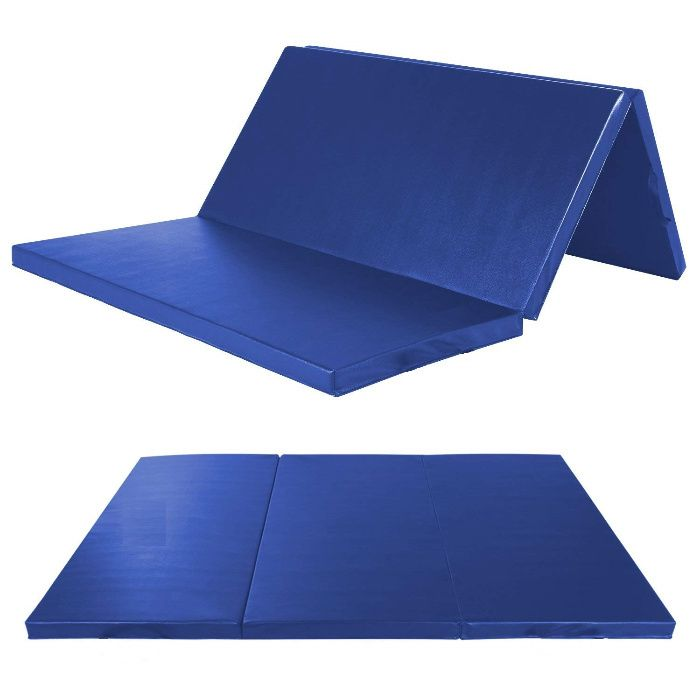 Saltea gimnastică si masaj pliabila 200x120x4 cm