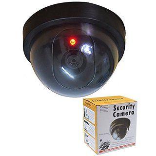 Фалшива куполна видеокамера за офис помещения, входове и други+Батерии