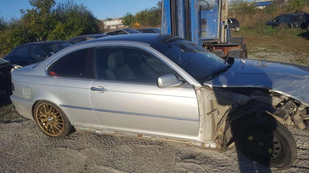 Dezmembrez BMW E 46 coupe