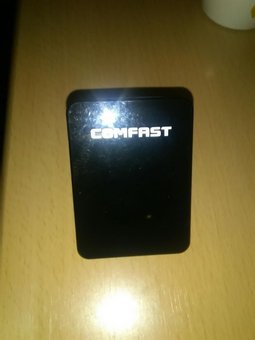 Comfast repeater
