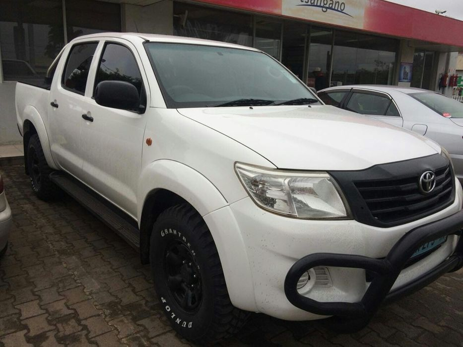 Toyota hikux D4D