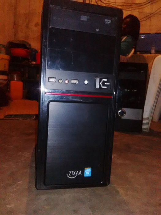 PC Pentium G 3Gerancaö Ram 2gb DDR3 HD 500gb support chip d Cor i3.i5