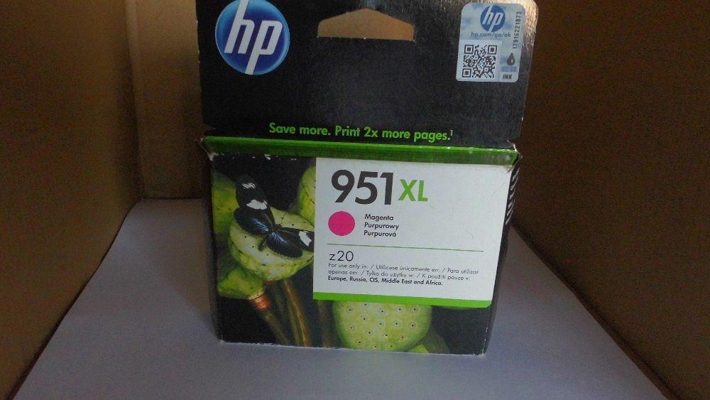 Tinteiro HP 951 XL Magenta