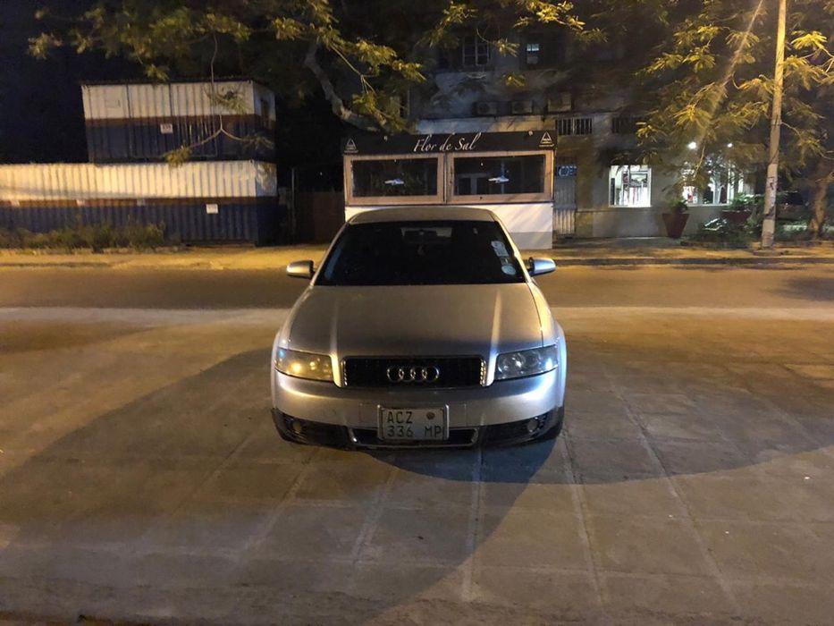 Audi A4 2002 sem nem um problema, viajo sempre do mesmo