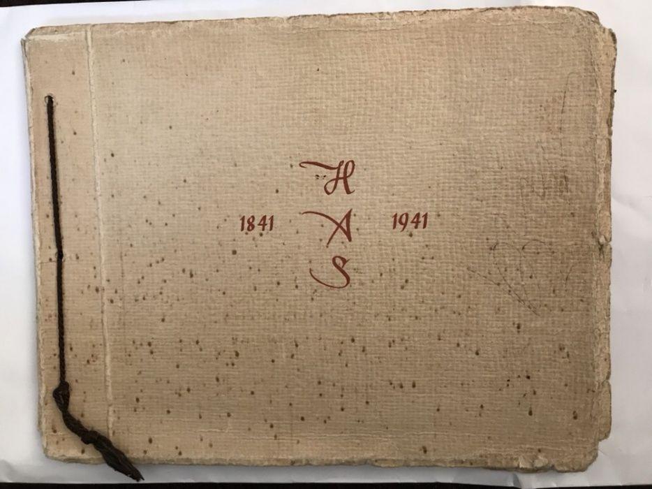 Album centenar Brasov 1841-1941