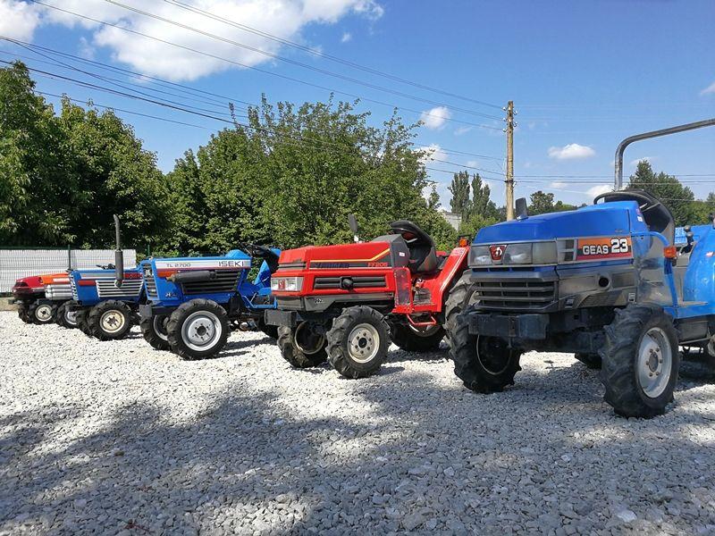 Джей Трейдинг - японски трактори, мотокултиватори и прикачен инвентар