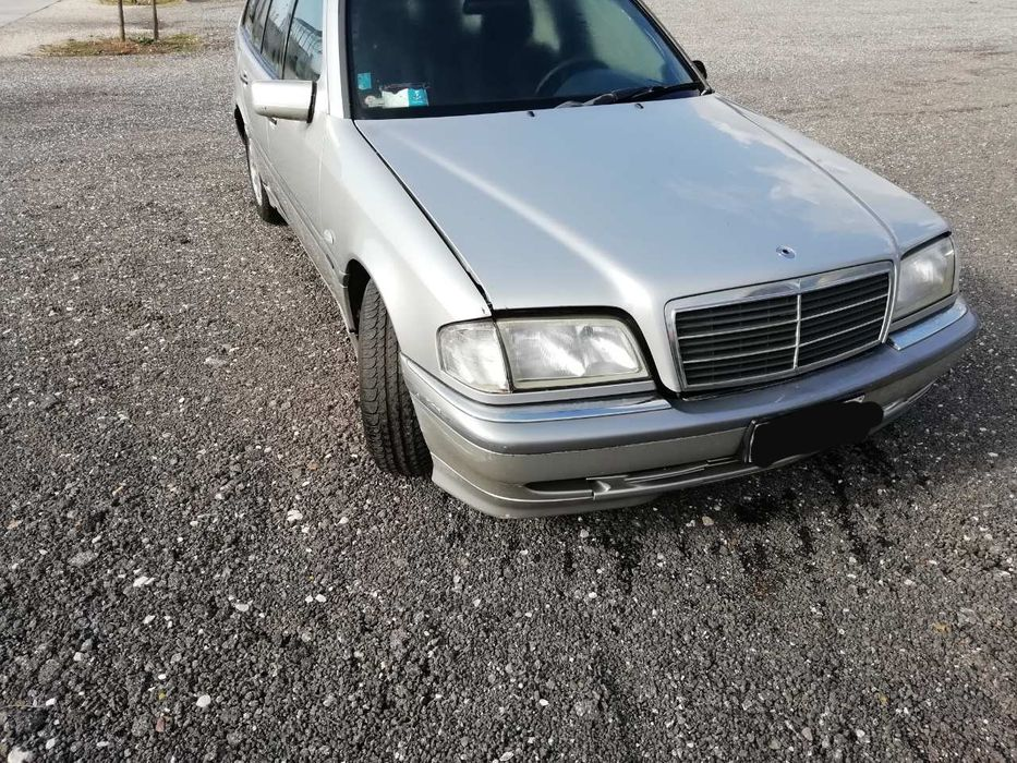 Мерцедес ц220 сди на части/Mercedes W202