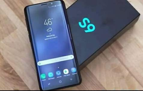 Samsung Galaxy S9 disponível